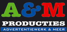 logo a&m producties
